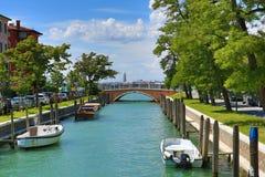 Old Buildings, Murano, Venice, Venezia, Italy royalty free stock images