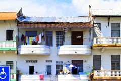 Old Buildings  Of Panama City,