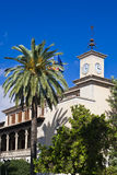 Street view in Palma de Majorca stock image