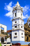 Old buildings  of Panama City, Stock Images