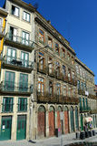Old Buildings in Porto, Portugal Stock Photography