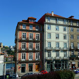 Old Buildings in Porto, Portugal Royalty Free Stock Photography