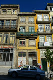 Old Buildings in Porto, Portugal Royalty Free Stock Photos