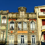 Old Buildings in Porto, Portugal Stock Image