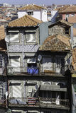 Old buildings in Porto Royalty Free Stock Photography