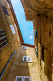 Old buildings in Seillans, Hautes Provence, France Royalty Free Stock Images