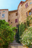 Old buildings in Seillans, Hautes Provence, France Stock Images