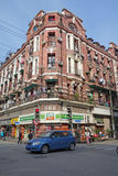 Old buildings in Shanghai Royalty Free Stock Photography
