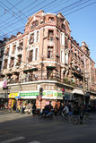 Old buildings in Shanghai Royalty Free Stock Images