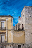 Old buildings south of italy Royalty Free Stock Images