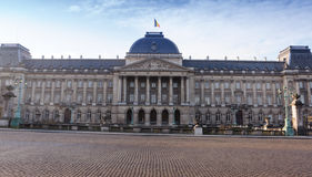 Old buildings and structures. Brussels, Belgium Attractions. Stock Images