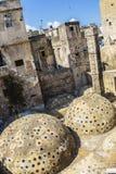 Old buildings. In Tripoli, Lebanon Stock Photography