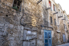 Old buildings. In Stock Image