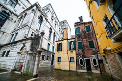 Old buildings Venice Stock Image