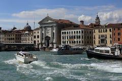 Old Buildings, Venice, Venezia, Italy Stock Photography