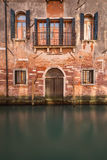 Old Buildings in Venice Royalty Free Stock Photos