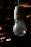 Old bulb Stock Photography