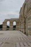 The old Bulgarian capital Pliska Royalty Free Stock Image