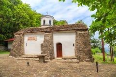Old bulgarian monastery Stock Photo