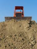old bulldozer Royalty Free Stock Image