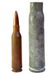 Old bullets Royalty Free Stock Photography