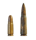 Old bullets Stock Image