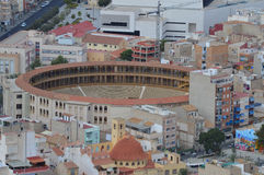 Bullring In Alicante City Stock Photos
