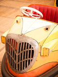 Old bumper car Stock Photography