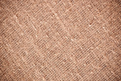 Old burlap background Royalty Free Stock Photo