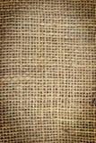 Old burlap texture background Stock Photo