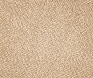 Old burlap texture Stock Images