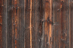Old burnt boarding texture Royalty Free Stock Photo