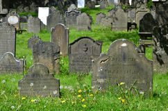 The Old Burying Ground Stock Photography