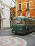An old bus Stock Photography
