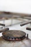 Old butane burner Stock Images
