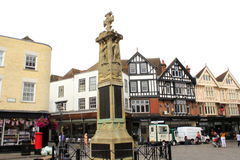 Old Butter Market Canterbury UK Stock Image