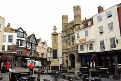Old Butter Market Canterbury UK Royalty Free Stock Photo