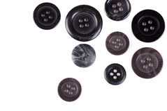 Old Buttons Royalty Free Stock Photo