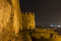 Old Byzantine castle Stock Images