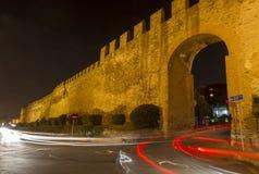 Old Byzantine castle Royalty Free Stock Image