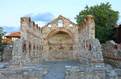 Old Byzantine church Stock Image