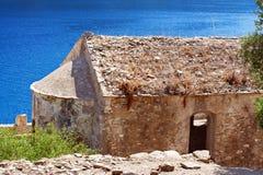 Old Byzantine church Stock Photography