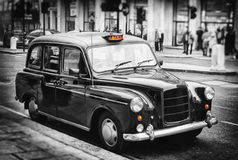Old cab Stock Images