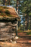 Old cabin Royalty Free Stock Photo