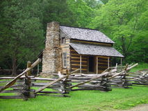 Free Old Cabin Stock Image - 9109031