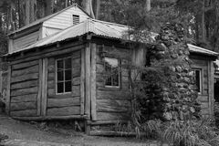 Old Cabin Royalty Free Stock Photography