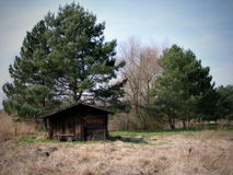 An old cabin Royalty Free Stock Photos