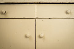Old cabinet Stock Photos