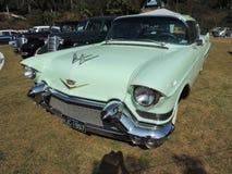 Old Cadillac 1957 Royalty Free Stock Image
