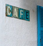 Old cafe Royalty Free Stock Photo